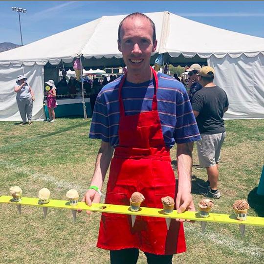 Brain Freeze Ice Cream Festival | TUCSON, 2019  Post-event